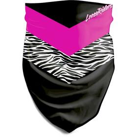 Loose Riders Pañuelo Tubo, negro/violeta